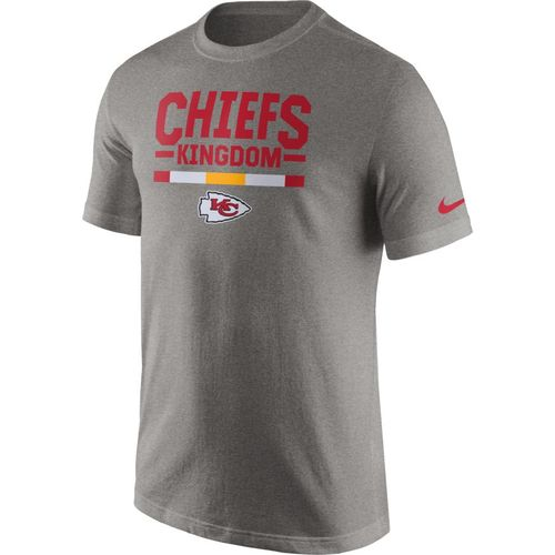 Nike™ Men's Kansas City Chiefs Local Verbiage T-shirt - view number 1
