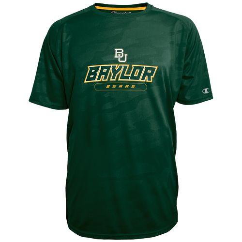 Champion™ Men's Baylor University Impact Embossed T-shirt - view number 1