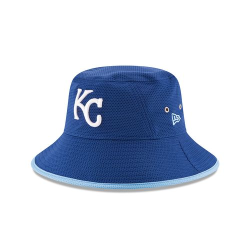 New Era Men's Kansas City Royals Stretch Bucket Hat