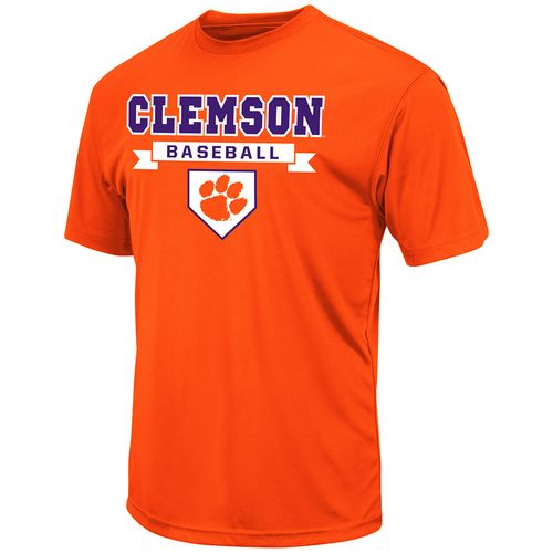 Colosseum Athletics™ Men's Clemson University Baseball T-shirt