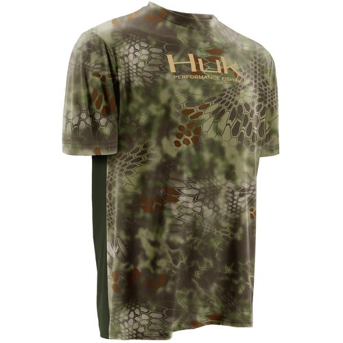 Huk Men's Icon Short Sleeve Fishing Top