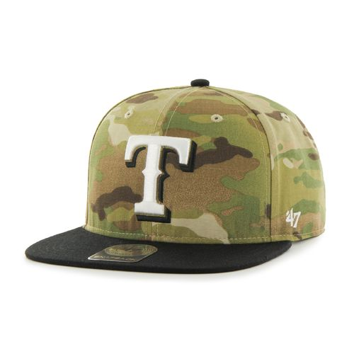 '47 Texas Rangers Overlord Sure Shot Cap