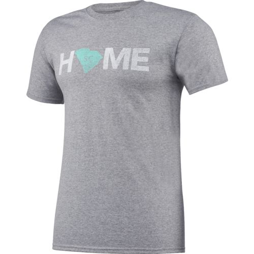Academy Sports + Outdoors Men's State Love T-shirt - view number 3