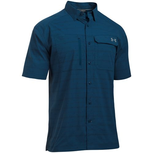 Display product reviews for Under Armour Men's Fish Hunter Short Sleeve Shirt