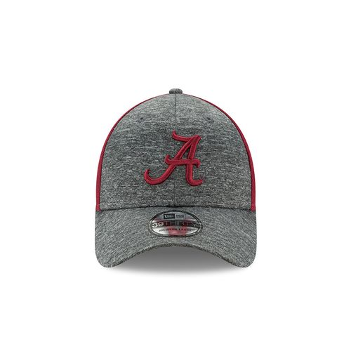 New Era Men's University of Alabama Shadow Blocker 39THIRTY Cap - view number 6