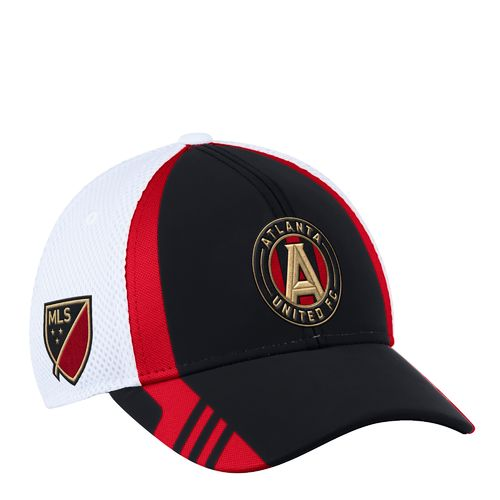 adidas Men's Atlanta United FC Structured Flex Cap