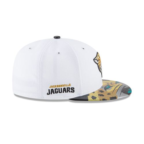 New Era Men's Jacksonville Jaguars 59FIFTY NFL17 Official On Stage Cap - view number 6