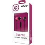 iWorld Spectra Earbuds with Microphone - view number 2