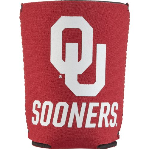 Kolder Kaddy University of Oklahoma 2017 Football Schedule 12 oz Can Insulator - view number 1