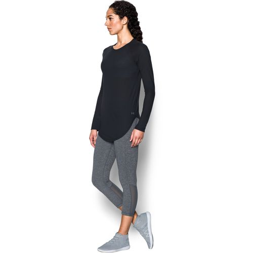 Under Armour Women's Breathe Open Back Studio Long Sleeve Shirt - view number 5