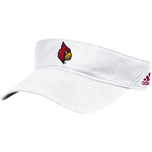 adidas Men's University of Louisville SL Coach Adjustable Visor