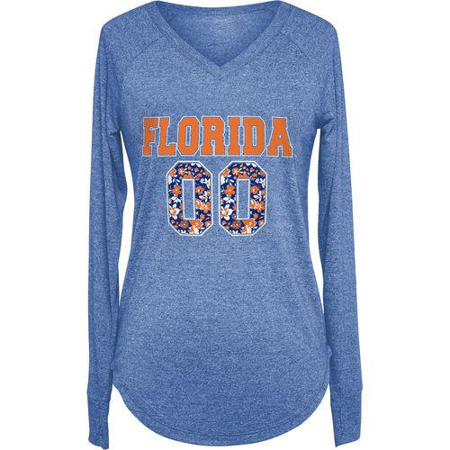Chicka-d Women's University of Florida Favorite Long Sleeve T-shirt