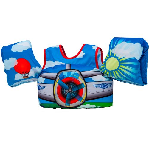 Body Glove Kids' Plane Paddle Pals Motion Swim Life Vest - view number 1