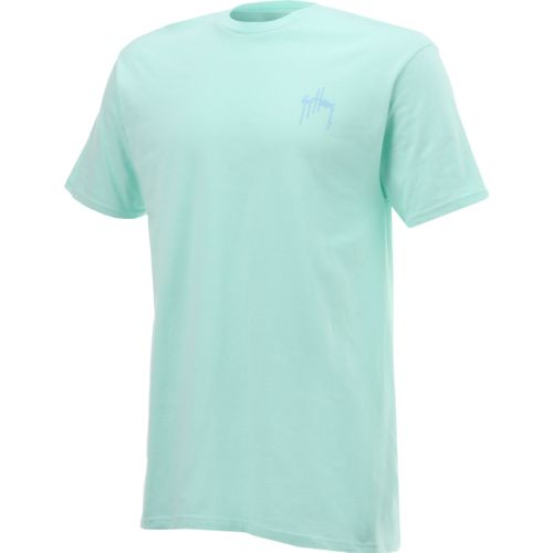 Guy Harvey Men's Ginger Logo T-shirt