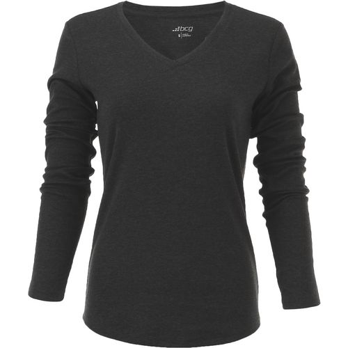 BCG Women's Horizon V-neck Shirt