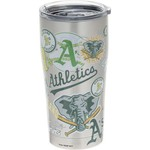 Tervis Oakland Athletics All Over 20 oz Tumbler - view number 1