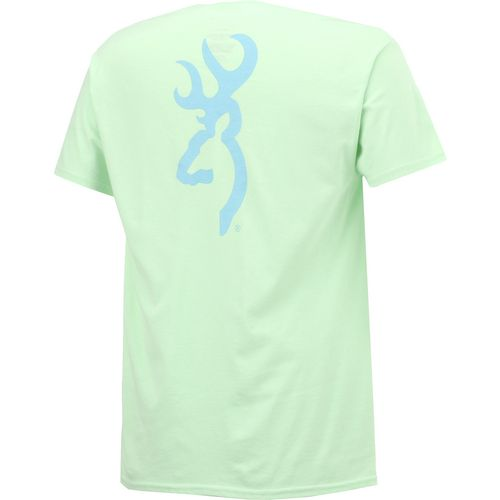 Browning Women's Buckmark Classic Outdoor Graphic T-shirt - view number 2