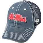 Top of the World Men's University of Mississippi Crossroad TMC Cap - view number 1