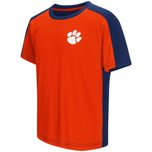 Colosseum Athletics Boys' Clemson University Short Sleeve T-shirt