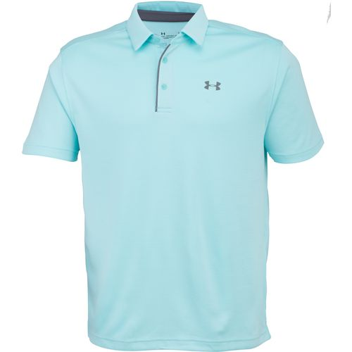 Display product reviews for Under Armour Men's New Tech Polo Shirt