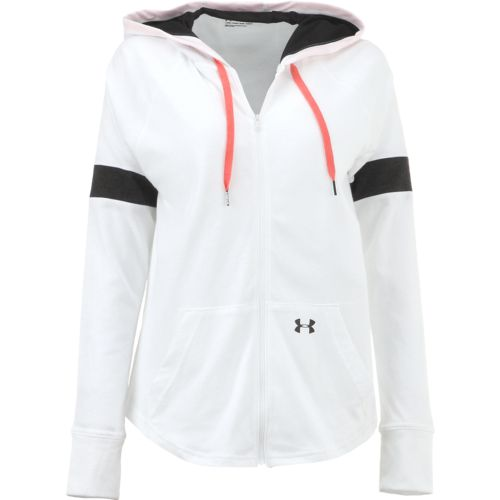 Under Armour Women's Sportstyle Full Zip Training Hoodie