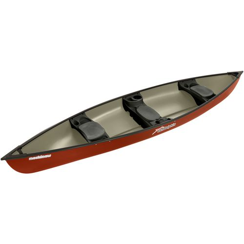 Sun Dolphin Mackinaw 15.6 ft 3-Person Canoe - view number 2