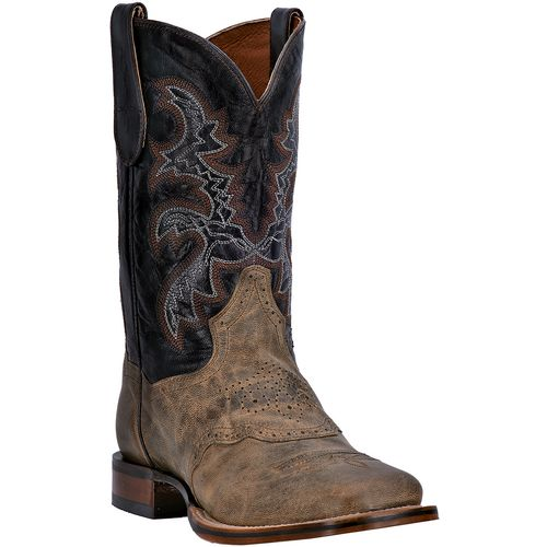 Dan Post Men's Franklin Mad Cat Leather Western Boots