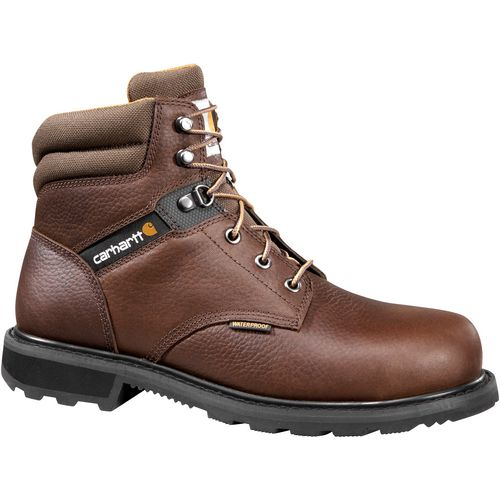Carhartt Men's Traditional Welt Steel Toe Work Boots - view number 1