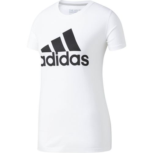 adidas Women's Badge of Sport Logo T-shirt - view number 1
