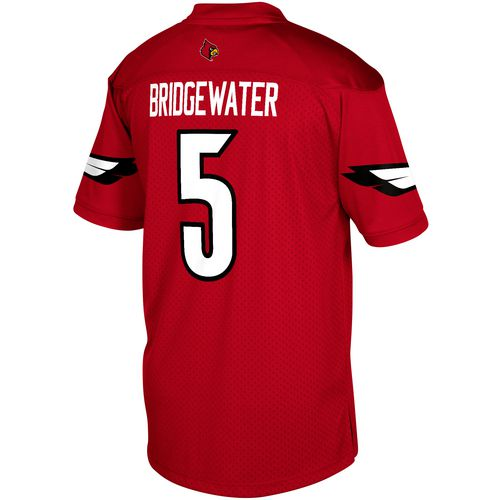 adidas Men's University of Louisville Replica Football Jersey - view number 1