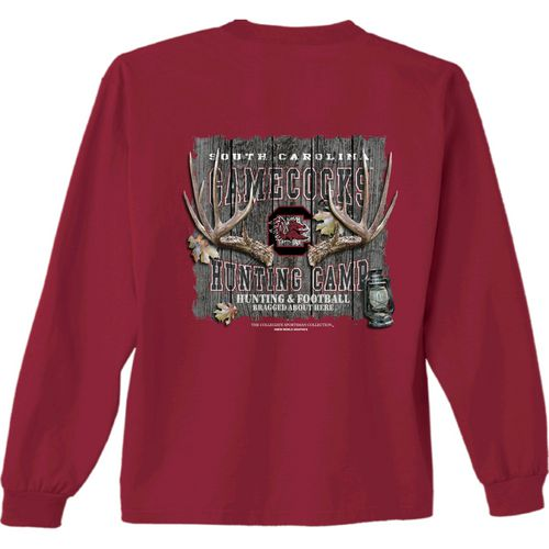New World Graphics Men's University of South Carolina Hunt Long Sleeve T-shirt