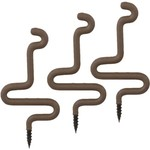 Allen Company Long Treestand Accessory Hooks 3-Pack - view number 1