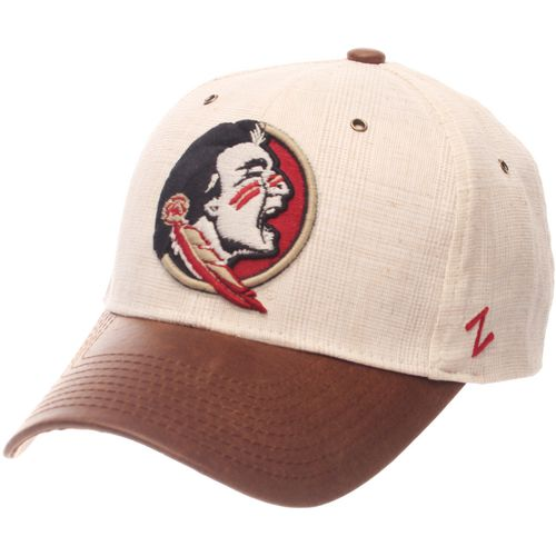 Zephyr Men's Florida State University Havana Curved Bill 2-Tone Cap
