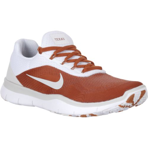 Nike Men's University of Texas Free Trainer V7 Week Zero  Training Shoes - view number 2