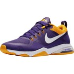 Nike Women's Louisiana State University Zoom Fitness Training Shoes - view number 2
