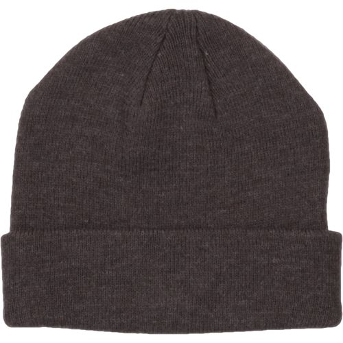 Magellan Outdoors Boys' Solid Roll-Up Beanie