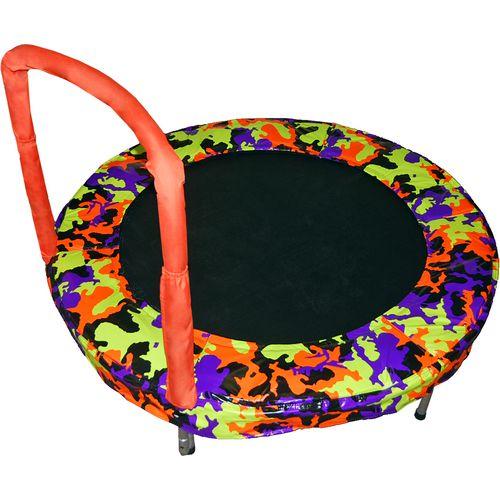 Jumpking 48 in Round Camouflage Bouncer