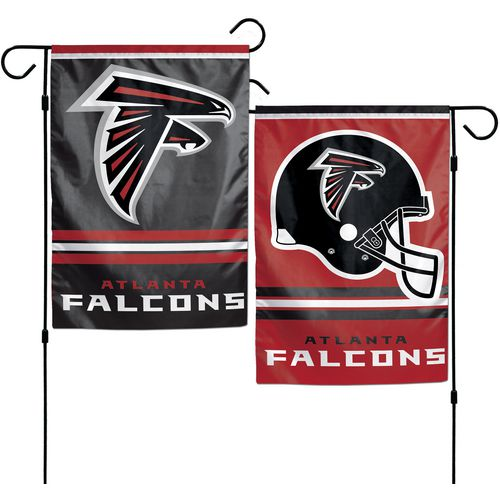 WinCraft Atlanta Falcons 2-Sided Garden Flag