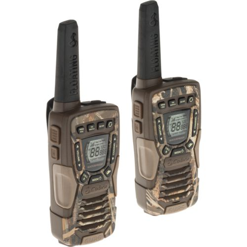 Cobra Adventure Series 37-Mile FRS 2-Way Radio