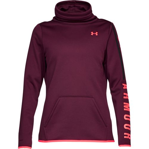 Display product reviews for Under Armour Women's Armour Fleece Graphic Solid Sweatshirt