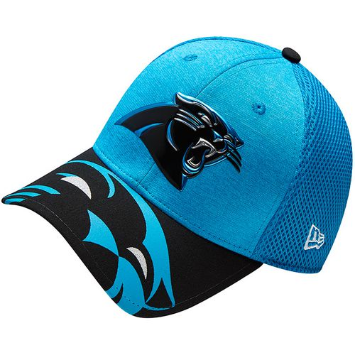 New Era Men's Carolina Panthers 39THIRTY NFL17 On Stage Cap - view number 7