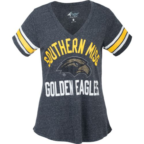 G-III for Her Women's University of Southern Mississippi Big Game Top