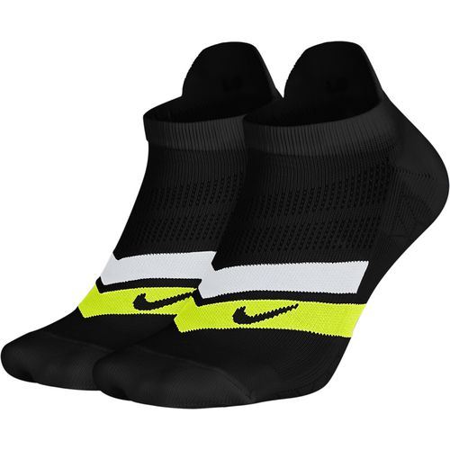 Nike Adults' Performance Cushion No-Show Running Socks 2 Pack