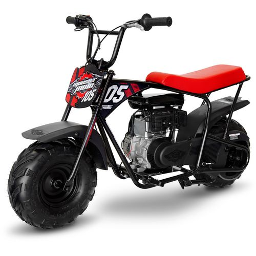 Monster Moto Adults' Classic 105cc Gas Mini Bike