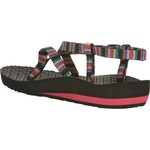 O'Rageous Women's Stripe Antigua Sandals - view number 3