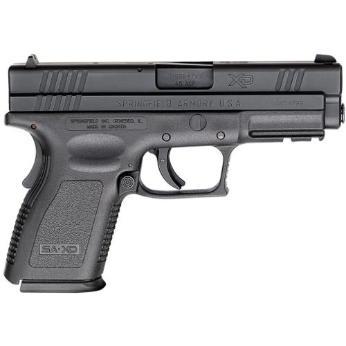 Display product reviews for Springfield Armory XD Compact .45 ACP Pistol