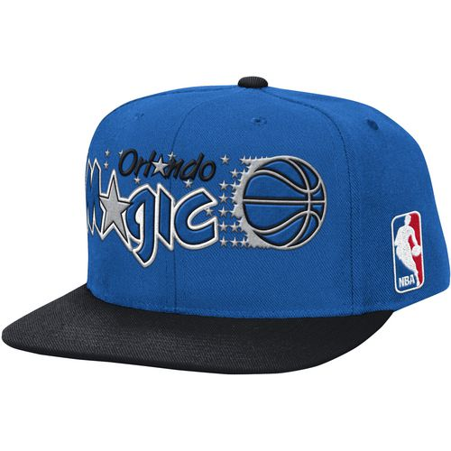 Mitchell & Ness Men's Orlando Magic XL Logo 2-Tone Snapback Cap
