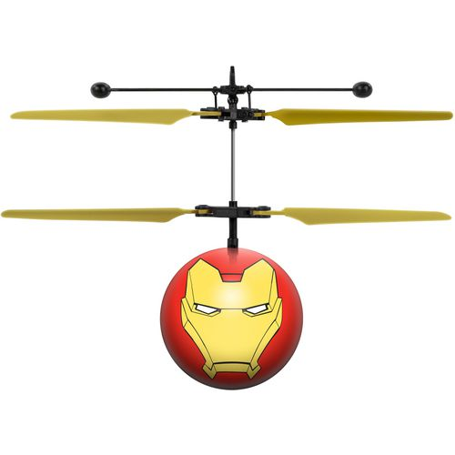 World Tech Toys Marvel Avengers Iron Man IR UFO Ball Helicopter - view number 2