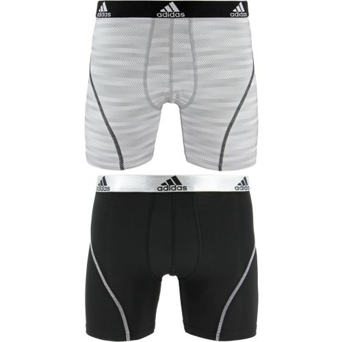 Display product reviews for adidas Men's Sport Performance Boxer Briefs 2-Pack