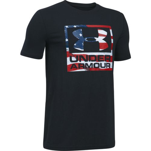 Under Armour Boys' Freedom BFL Short Sleeve T-shirt